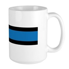 Law Enforcement Stripes Mugs