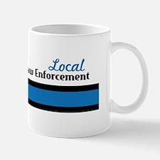 Local Law Enforcement Mugs