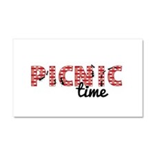 Picnic Time Car Magnet 20 x 12