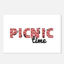 Picnic Time Postcards (Package of 8)