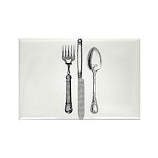 Vintage Cutlery Magnets