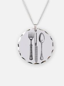 Vintage Cutlery Necklace