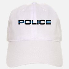 Police Baseball Baseball Baseball Cap