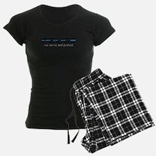 We Serve And Protect Pajamas