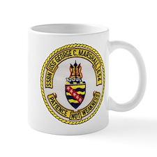 USS GEORGE C. MARSHALL Mug