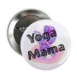 Yoga Mama Button