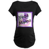Namaste maternity Maternity T-shirts (Dark)
