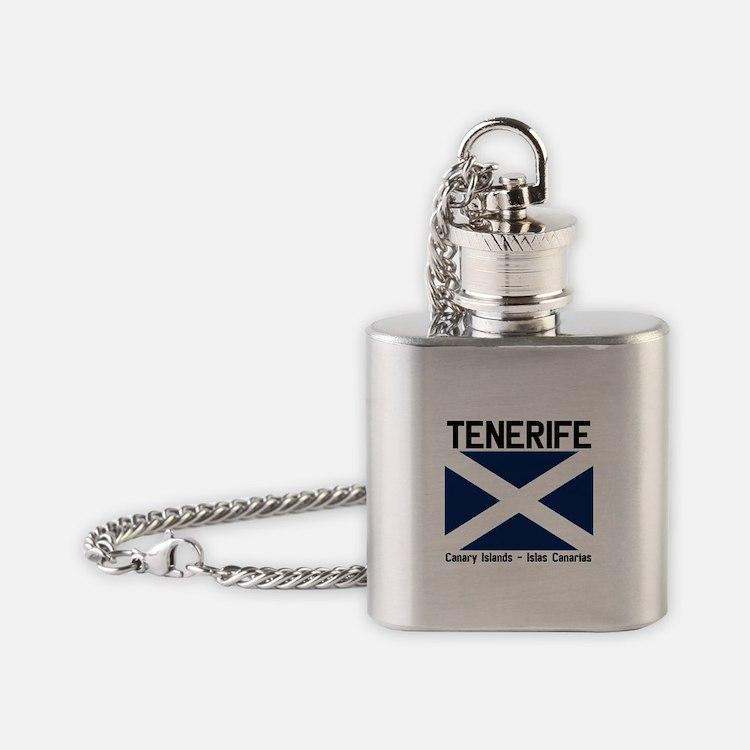 Tenerife Flask Necklace