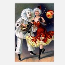 Cute Carnivals Postcards (Package of 8)