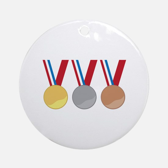 Medals Ornament (Round)