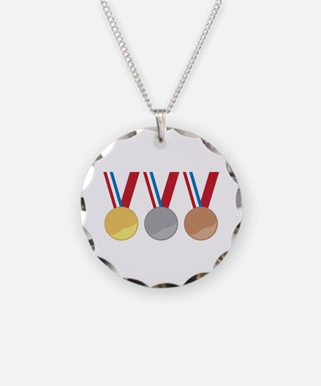 Medals Necklace