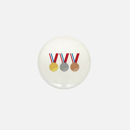 Medals Mini Button (100 pack)