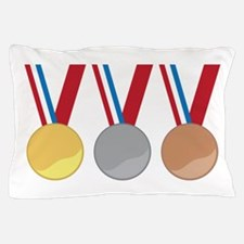 Medals Pillow Case