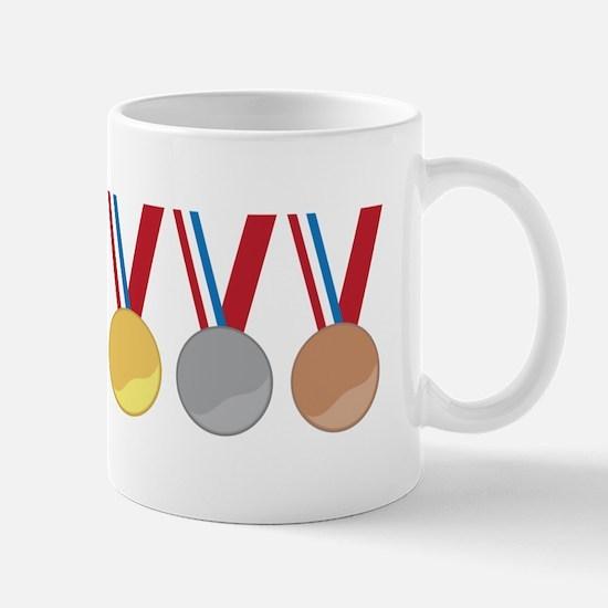 Medals Mugs