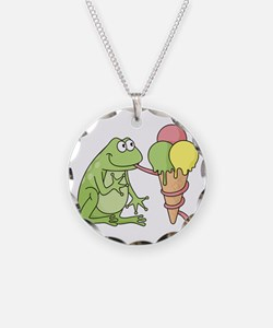 Funny Steal Necklace