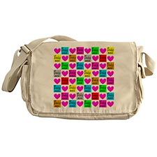 BRIDESMAID LOVE Messenger Bag
