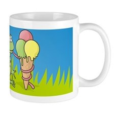 Frog with Icecream Mug