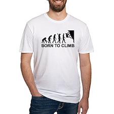 Evolution rock climbing Shirt