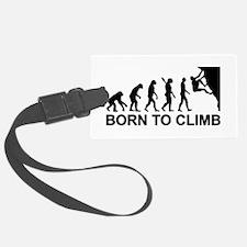 Evolution rock climbing Luggage Tag