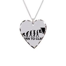 Evolution rock climbing Necklace