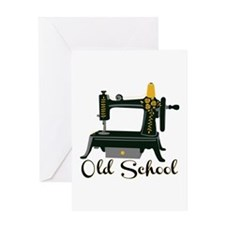 Old School Greeting Cards