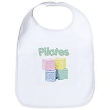 Pilates Baby Blocks Bib
