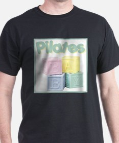 Pilates Baby Blocks T-Shirt