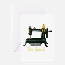 Sew Special Greeting Cards