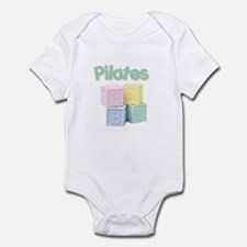 Pilates Baby Blocks Infant Bodysuit