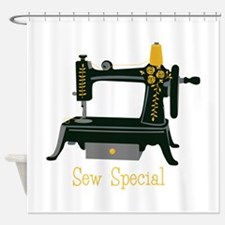 Sew Special Shower Curtain