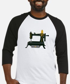 Hand Crank Sewing Baseball Jersey