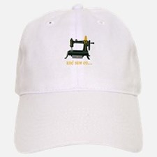And Sew On... Baseball Cap