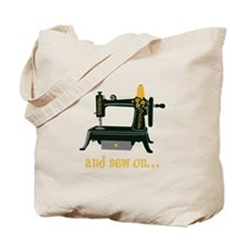 And Sew On... Tote Bag
