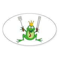 BBQ prince Decal