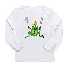 BBQ prince Long Sleeve T-Shirt