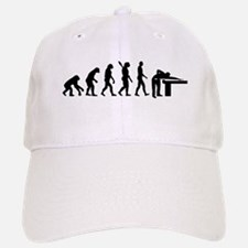 Evolution Billiards Baseball Baseball Cap