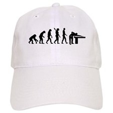 Evolution Billiards Baseball Cap