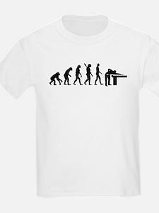 Evolution Billiards T-Shirt