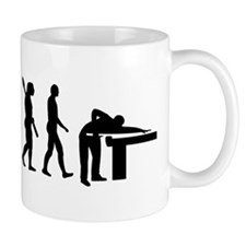 Evolution Billiards Small Mug