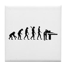 Evolution Billiards Tile Coaster