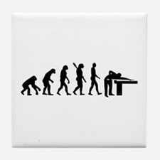 Evolution Billiards Tile Coaster