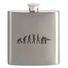 Evolution Billiards Flask