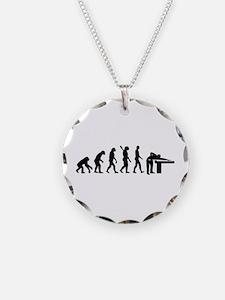 Evolution Billiards Necklace