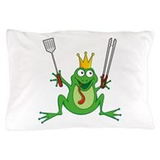 Cute Barbeque Pillow Case