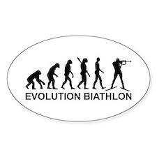 Evolution Biathlon Decal