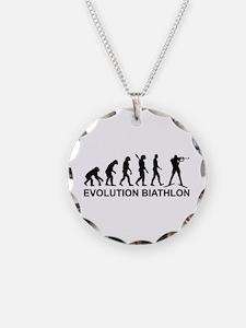 Evolution Biathlon Necklace
