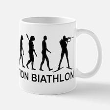 Evolution Biathlon Mug