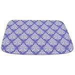 Damask Lavender Bathmat