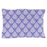 Damask Lavender Pillow Case