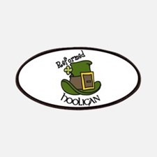Reformed Hooligan Patches